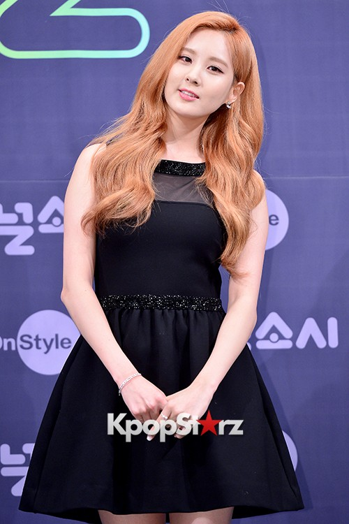 Girls' Generation[SNSD] Seohyun at a Press Conference of OnStyle Channel SNSD key=>0 count23