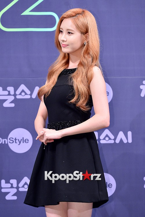 Girls' Generation[SNSD] Seohyun at a Press Conference of OnStyle Channel SNSD key=>8 count23