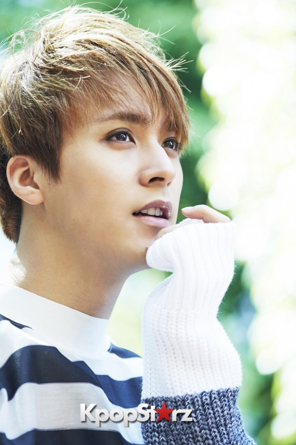 BEAST's Son Dongwoon - Exclusive Photo Shoot with KpopStarz Japankey=>1 count15
