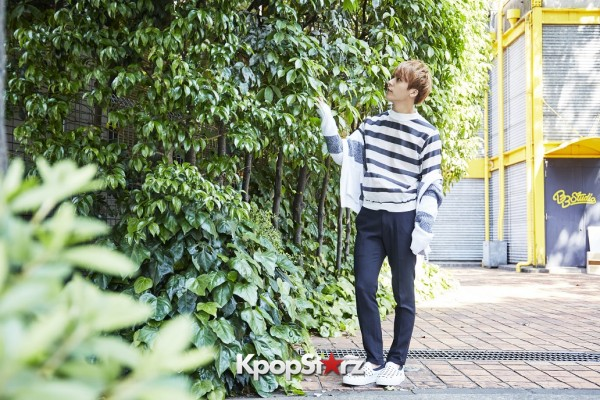 BEAST's Son Dongwoon - Exclusive Photo Shoot with KpopStarz Japankey=>3 count15