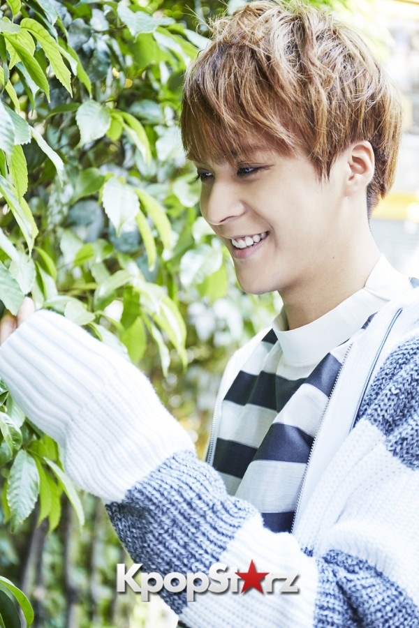 BEAST's Son Dongwoon - Exclusive Photo Shoot with KpopStarz Japankey=>5 count15