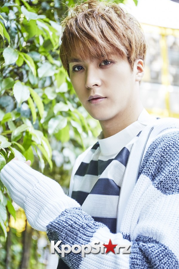 BEAST's Son Dongwoon - Exclusive Photo Shoot with KpopStarz Japankey=>7 count15