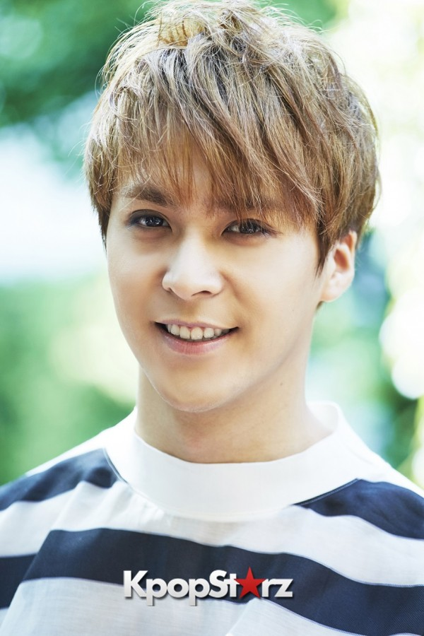 BEAST's Son Dongwoon - Exclusive Photo Shoot with KpopStarz Japankey=>8 count15