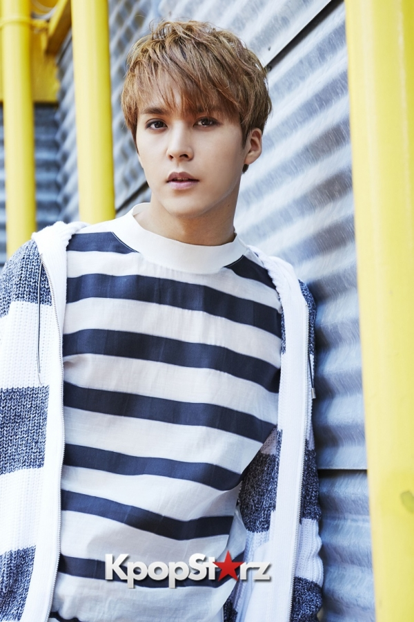 BEAST's Son Dongwoon - Exclusive Photo Shoot with KpopStarz Japankey=>0 count15