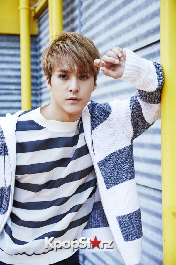BEAST's Son Dongwoon - Exclusive Photo Shoot with KpopStarz Japankey=>10 count15