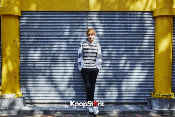 BEAST's Son Dongwoon - Exclusive Photo Shoot with KpopStarz Japankey=>12 count15