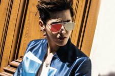 Kris Wu Yi Fan L'Officiel Hommes Magazine August 2015 Photoshoot Fashion