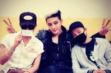 Se7en G-Dragon Taeyan