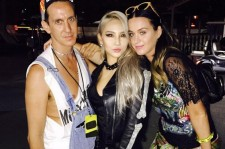 2NE1 CL Katy Perry Jeremy Scott