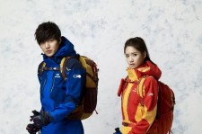 Lee MinHo And YuNa Photo Shoot