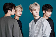 GOT7 Nylon Magazine August 2015 Photoshoot