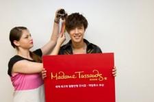 Kim Hyun Joong's Wax Figure to Display at Madame Tussauds in Busan