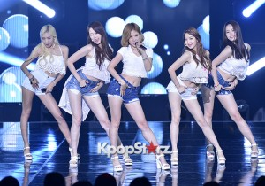 Blady [Secret Number] at SBS MTV 'THE SHOW All About K-pop'