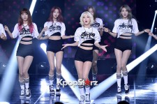 9MUSES [Hurt Locker] at SBS MTV 'THE SHOW All About K-pop'