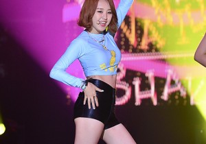 NC.A [Vanilla Shake] at SBS MTV 'THE SHOW All About K-pop'