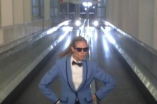 Psy and Heidi Klum Goes 'Gangnam Style' for MTV EMA