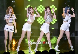 Hello Venus [I'm Ill] at SBS MTV 'THE SHOW All About K-pop'