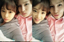 'Full House 2' Roh Min Woo, Hwang Jung Eum Friendly Pictures