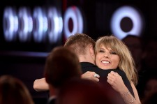 Calvin Harris and Taylor Swift.