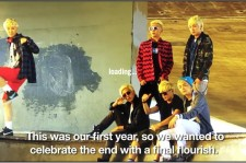 MTV-K Features B.A.P as 2012 Best Rookie Group