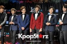 Shinhwa - KCON 2015 LA - August 2, 2015