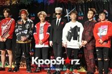 Block B - KCON 2015 LA - August 2, 2015