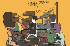 album cover for Simba Zawadi's