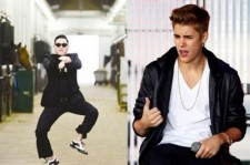 Psy and Justin Bieber collab?