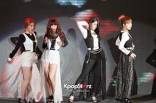 4Minute at SBS Kpop Super Concert