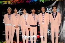 VIXX At KCON NY Red Carpet - August 8th, 2015 [PHOTOS]