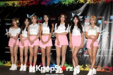 AOA At KCON NY Red Carpet - August 8th, 2015 [PHOTOS]