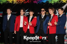 TEEN TOP At KCON NY Red Carpet - August 8th, 2015 [PHOTOS]