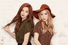 TaeTiSeo Taeyeon, Tiffany, and Seohyun Mixxo 2015 Spring-Summer Lookbook