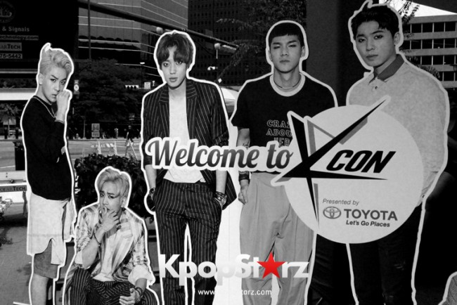 KCON 15 NY At The Prudential Center -  August 8th, 2015 [PHOTOS]key=>28 count38