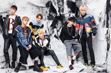 K-pop Beast Vogue Girl Magaizne August 2015 Photoshoot Fashion
