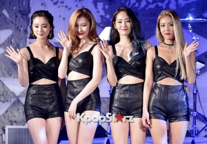 Wonder Girls Held a Comeback Showcase [Talk]