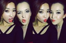 2NE1 Minzy Kloe Shinn