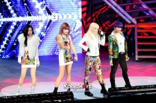 2NE1 Performance in SBS Kpop Super Concert