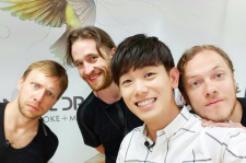 Eric Nam with Imagine Dragons