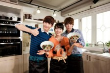 U-KISS Kiseop and Hoon - Bibimbap