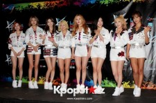 Girls' Generation at KCON In NY 2015