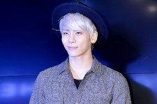 SHINee's Jonghyun Attends 2015 SMTOWN Screen Show in Seoul