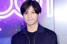 SHINee's Taemin Attends 2015 SMTOWN Screen Show in Seoul