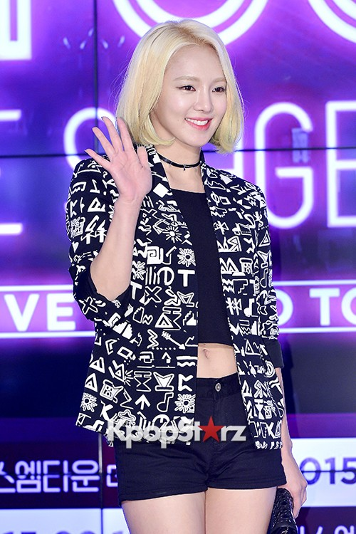 Girls Generation[SNSD] Hyoyeon Attends 2015 SMTOWN Screen Show in Seoulkey=>10 count18
