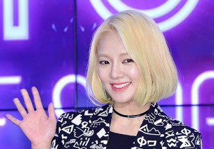 Girls Generation[SNSD] Hyoyeon Attends 2015 SMTOWN Screen Show in Seoul