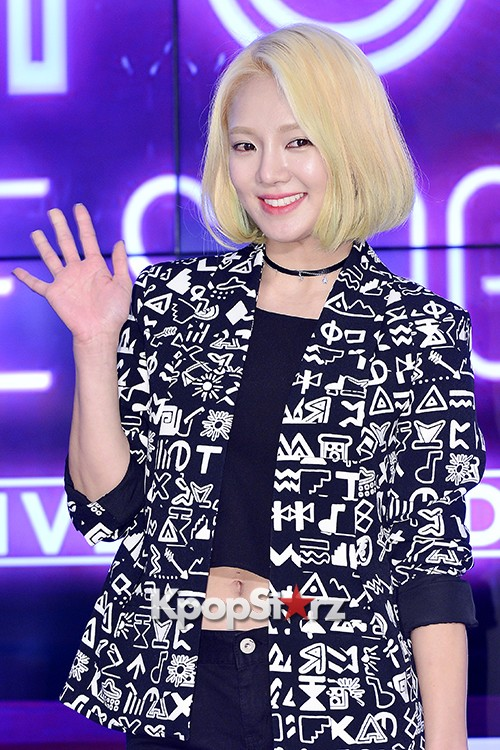 Girls Generation[SNSD] Hyoyeon Attends 2015 SMTOWN Screen Show in Seoulkey=>0 count18