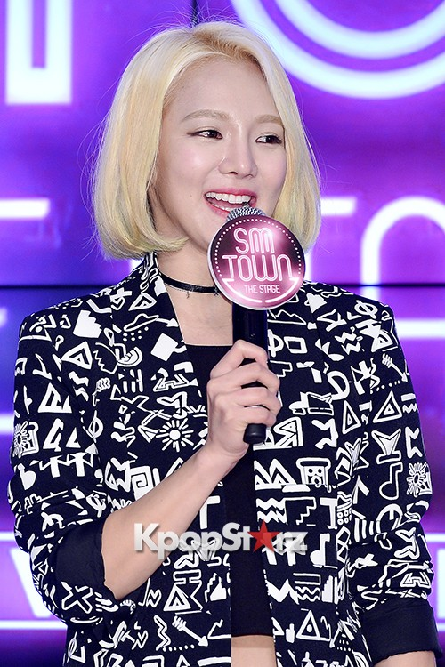 Girls Generation[SNSD] Hyoyeon Attends 2015 SMTOWN Screen Show in Seoulkey=>15 count18