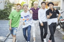 UNIQ Exclusive photo shoot with KpopStarz Japan