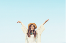 the album cover of Jang Hye Jin's new single