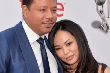 Terrence Howard and Mira Pak.